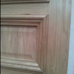 Oak matched moulds